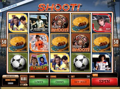 Shoot! review on Review Slots