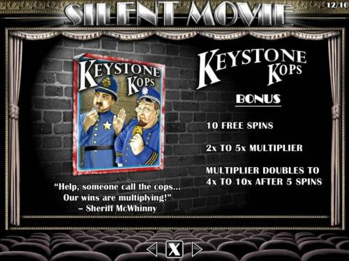 Silent Movie review on Review Slots