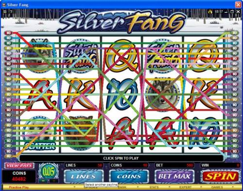 Silver Fang review on Review Slots