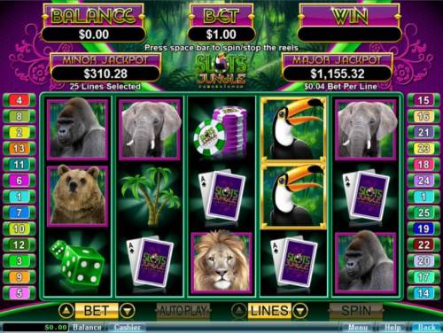 Slots Jungle review on Review Slots