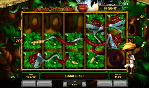 Snake Rattle & Roll review on Review Slots