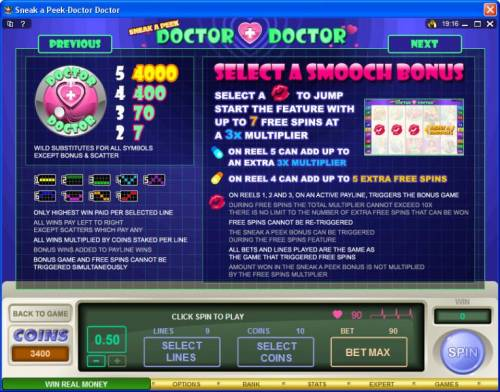 Sneek a Peek-Doctor Doctor review on Review Slots