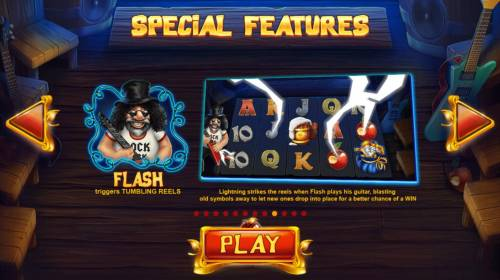 Snow Wild and the 7 Features Review Slots Flash triggers tumbling reels