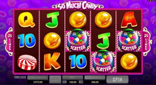 So Much Candy review on Review Slots