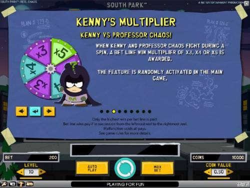 South Park Reel Chaos review on Review Slots