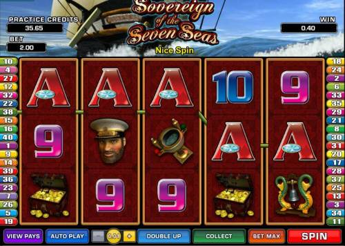 Sovereign of the Seven Seas review on Review Slots