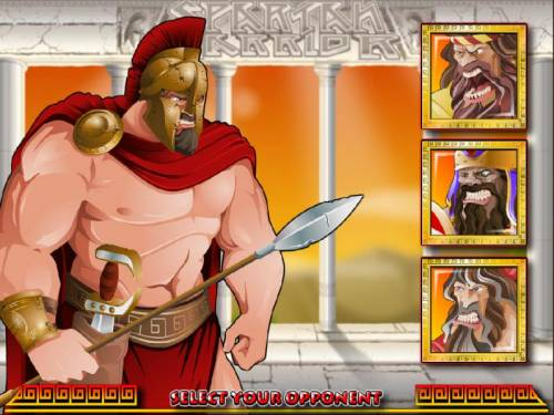 Spartan Warrior review on Review Slots