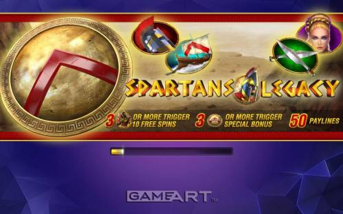 Spartans Legacy Review Slots Introduction
