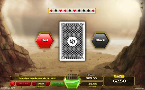 Spartans Legacy Review Slots Gamble Feature Game Board