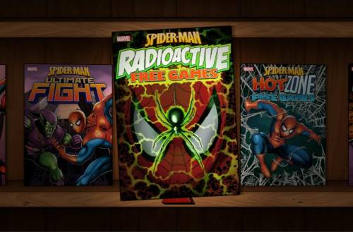Spider-Man Review Slots Collection lands on Radioactive Free Games.
