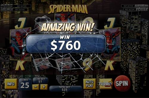 Spider-Man review on Review Slots