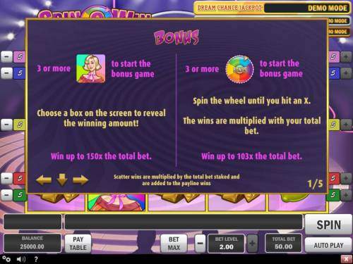 Spin & Win review on Review Slots