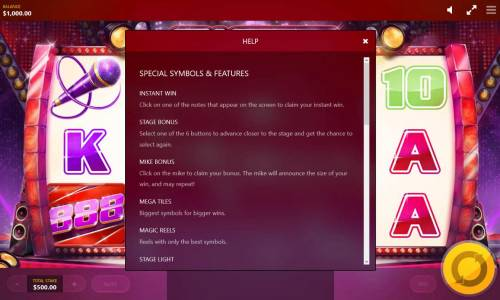 Stage 888 Review Slots Special Symbols and Features Rules