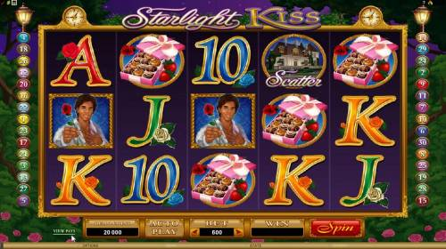 Starlight Kiss review on Review Slots