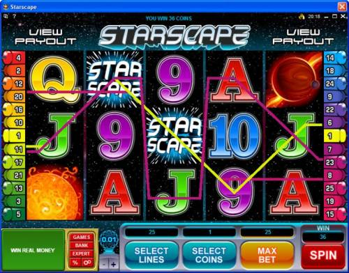 Starscape review on Review Slots
