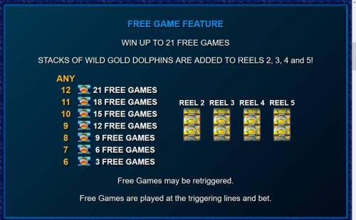 Stellar Jackpots with Dolphin Gold review on Review Slots
