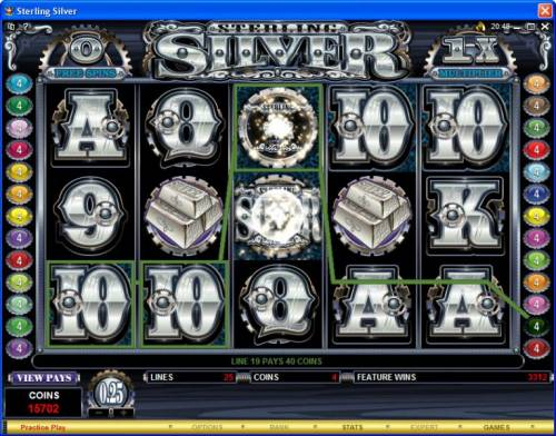 Sterling Silver review on Review Slots
