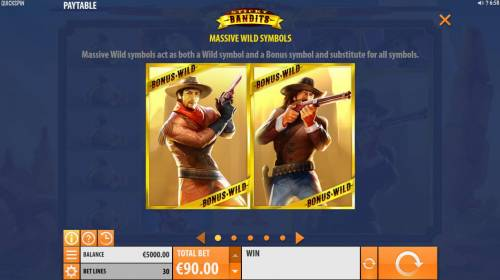 Sticky Bandits review on Review Slots