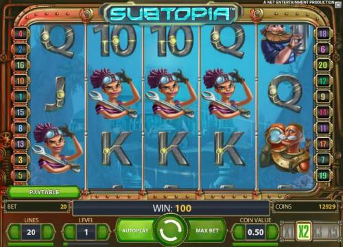 Subtopia review on Review Slots