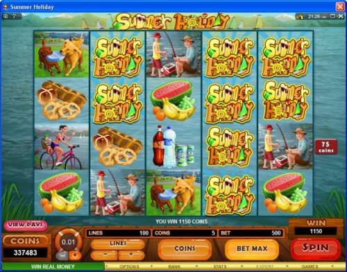 Summer Holiday review on Review Slots