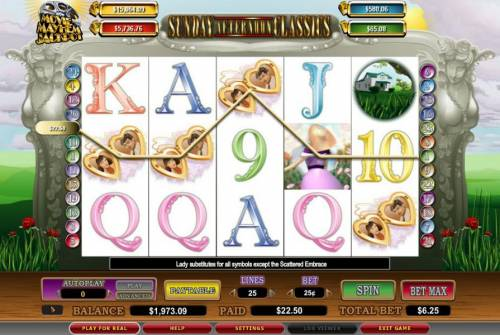 Sunday Afternoon Classics review on Review Slots