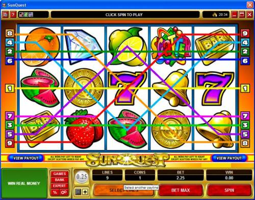 Sunquest review on Review Slots