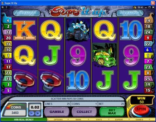 Supe It Up review on Review Slots