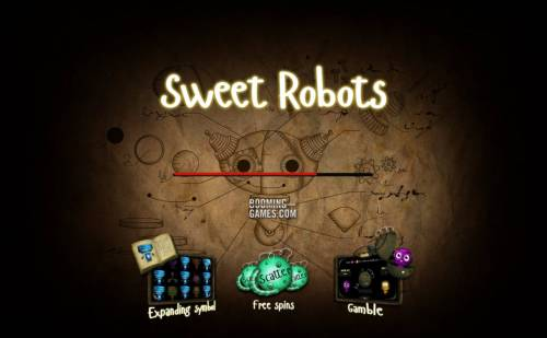 Sweet Robots Review Slots Introduction