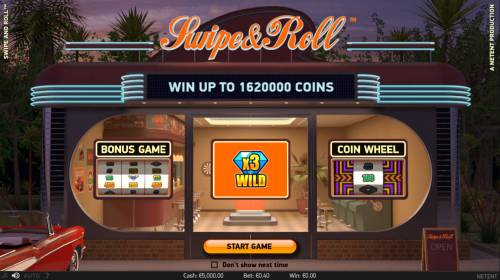 Swipe and Roll Review Slots Introduction