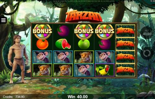 Tarzan review on Review Slots