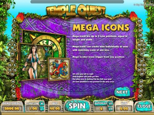 Temple Quest review on Review Slots