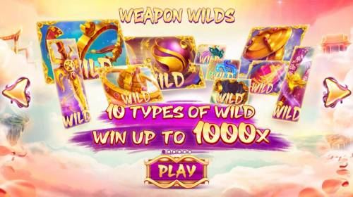 Ten Elements Review Slots Game features 10 types of wild. Win up to 1000x!
