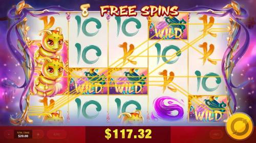 Ten Elements Review Slots Free Spins Game Board