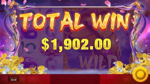 Ten Elements Review Slots Free Spins feature pays out a total of 1,902.00