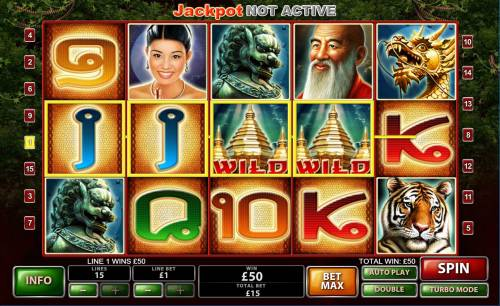 Thai Temple Review Slots Four of a kind