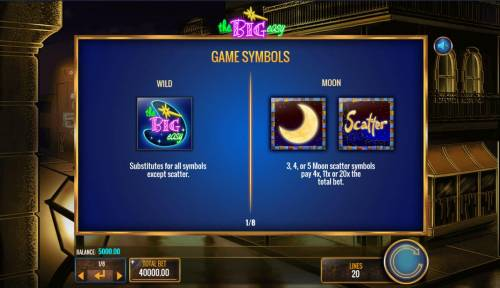 The Big Easy Review Slots Wild and Scatter Symbols Rules and Pays