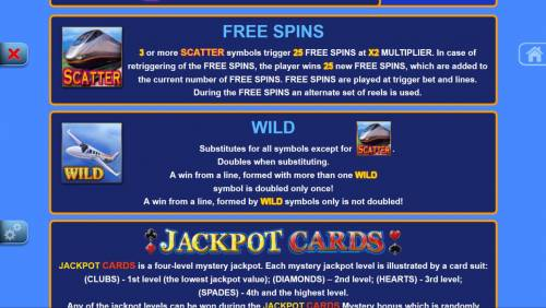 The Big Journey Review Slots Free Spins Rules