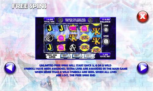 The Buzz Slots Review Slots Free Spins Rules