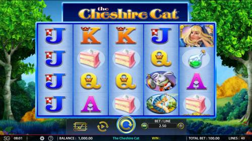 The Cheshire Cat review on Review Slots