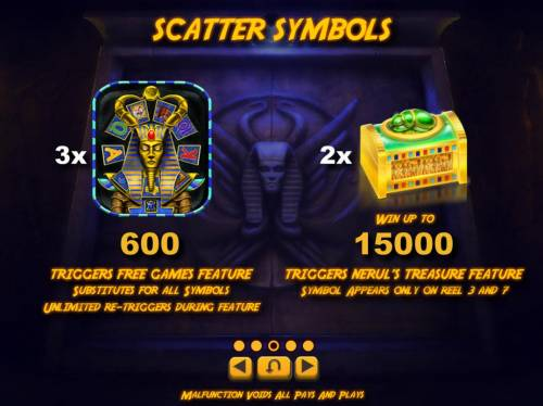 The Explorers' Quest Review Slots Scatter Symbols Rules and Pays
