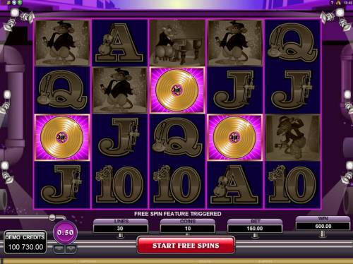 The Rat Pack review on Review Slots