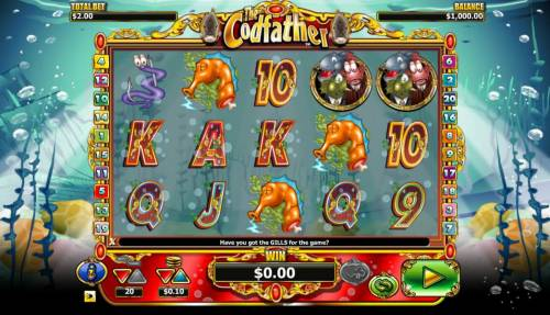 The Codfather review on Review Slots