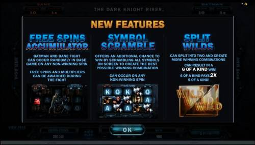 The Dark Knight Rises review on Review Slots