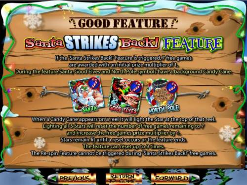 The Elf Wars review on Review Slots