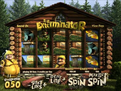 The Exterminator review on Review Slots