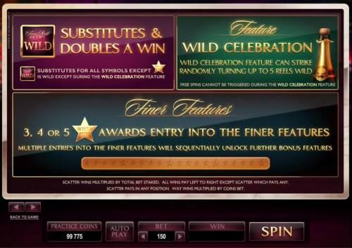 The Finer Reels of Life review on Review Slots