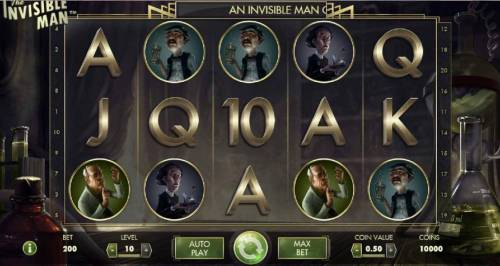 The Invisible Man review on Review Slots