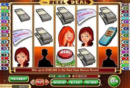The Reel Deal review on Review Slots