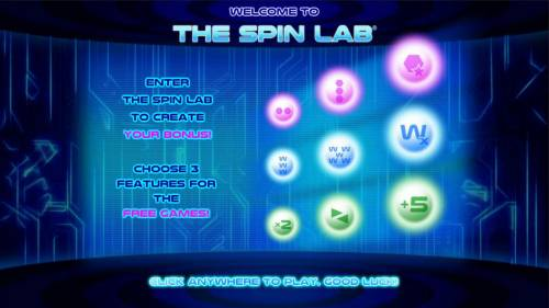The Spin Lab review on Review Slots