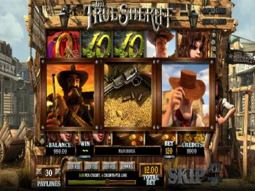 The True Sheriff review on Review Slots